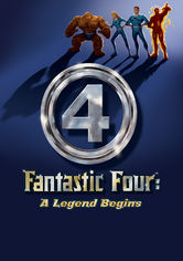 Fantastic Four: A Legend Begins (1994)