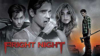 Netflix box art for Fright Night