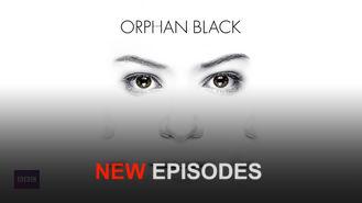 Netflix box art for Orphan Black - Season 2