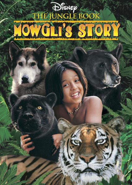 The Jungle Book: Mowgli's Story Netflix AW (Aruba)