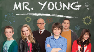 Netflix box art for Mr. Young - Season 1