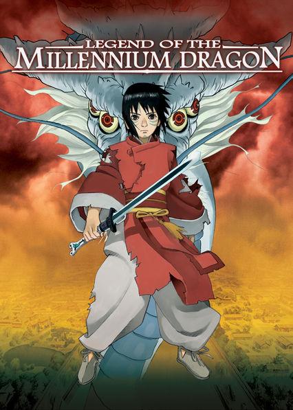 Legend of the Millennium Dragon Netflix KR (South Korea)