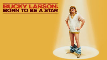 Netflix box art for Bucky Larson: Born to be a Star