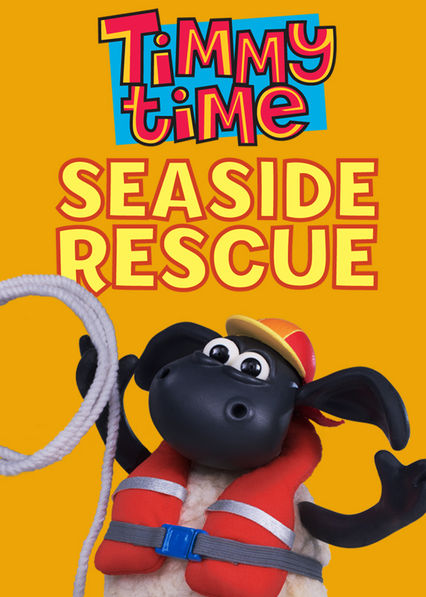 Timmy Time: Timmy's Seaside Rescue Netflix AR (Argentina)