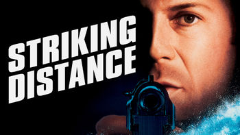 Netflix box art for Striking Distance