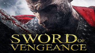 Netflix Box Art for Sword of Vengeance