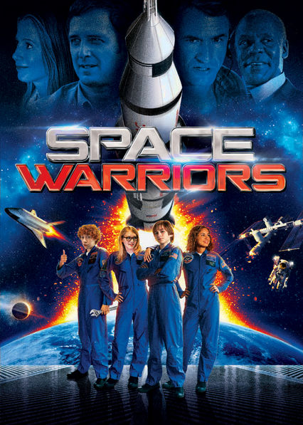 Space Warriors Netflix BR (Brazil)