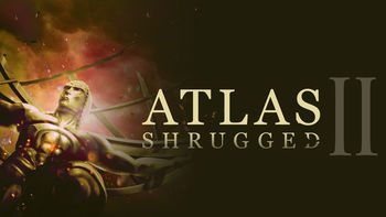 Netflix box art for Atlas Shrugged: Part II