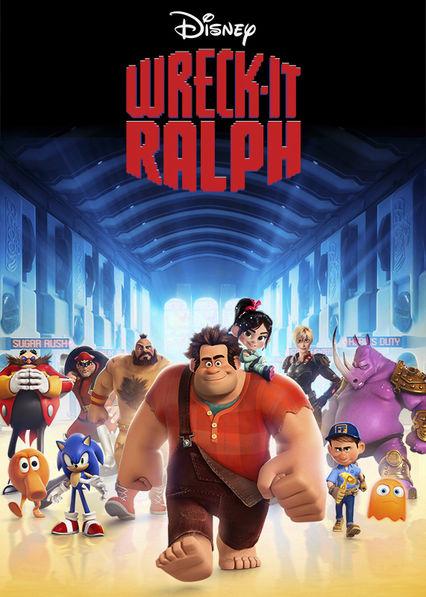Wreck-It Ralph Netflix ES (España)