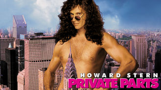 Netflix Box Art for Private Parts
