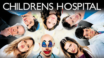 Netflix box art for Childrens Hospital - Season 2