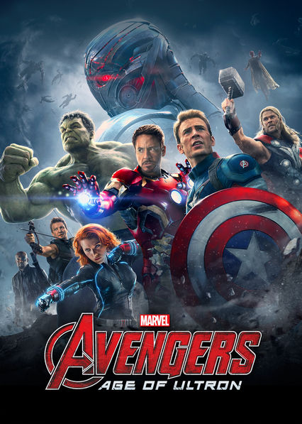 Avengers: Age of Ultron Netflix ZA (South Africa)