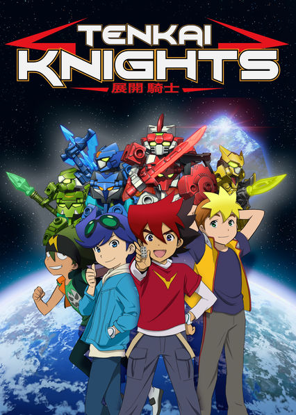 Tenkai Knights Netflix UK (United Kingdom)