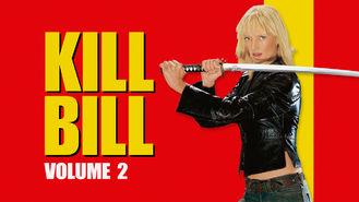 Netflix box art for Kill Bill: Vol. 2