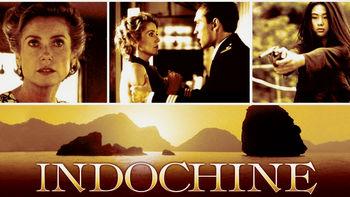 Netflix box art for Indochine