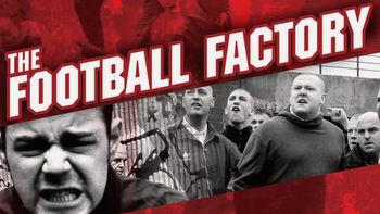 Netflix box art for The Football Factory