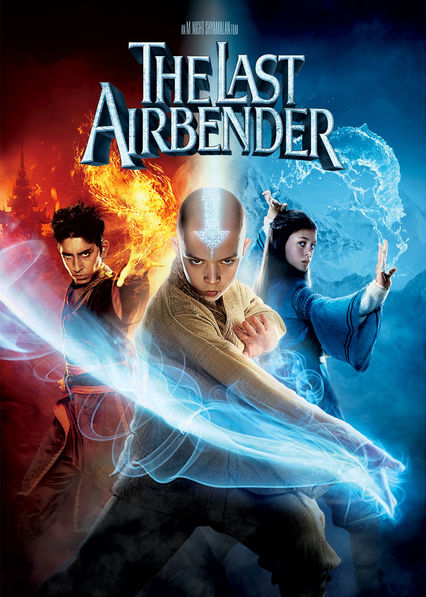 The Last Airbender Netflix CO (Colombia)