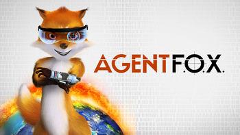 Netflix box art for Agent F.O.X.