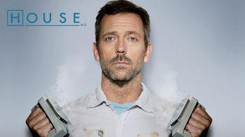 Netflix box art for House, M.D. - Season 1