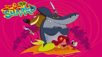 Netflix box art for Zig & Sharko - Season 1
