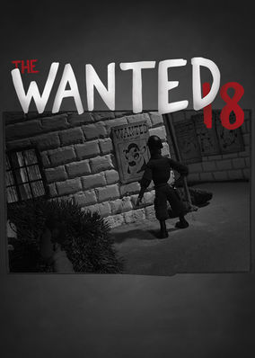 Box art for The Wanted 18