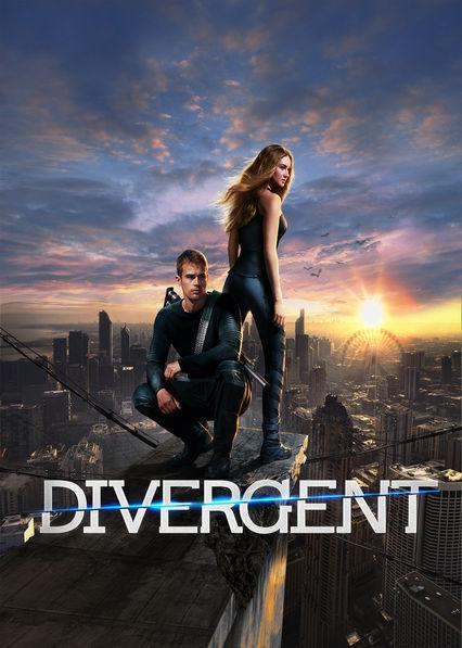 Divergent Netflix BR (Brazil)