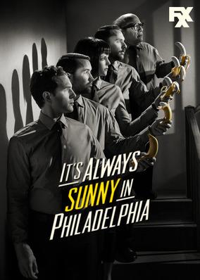 Box art for It's Always Sunny in Philadelphia
