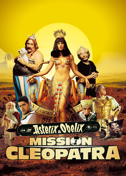 Asterix and Obelix: Mission Cleopatra Netflix ES (España)