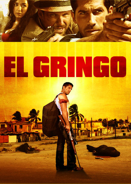 El Gringo Netflix DO (Dominican Republic)