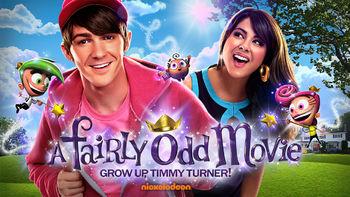 Netflix Brazil: A Fairly Odd Movie: Grow Up, Timmy Turner