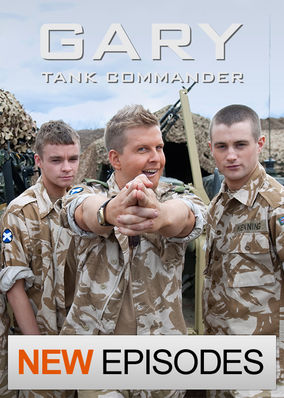 Gary: Tank Commander - Season 3