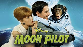 Netflix box art for Moon Pilot