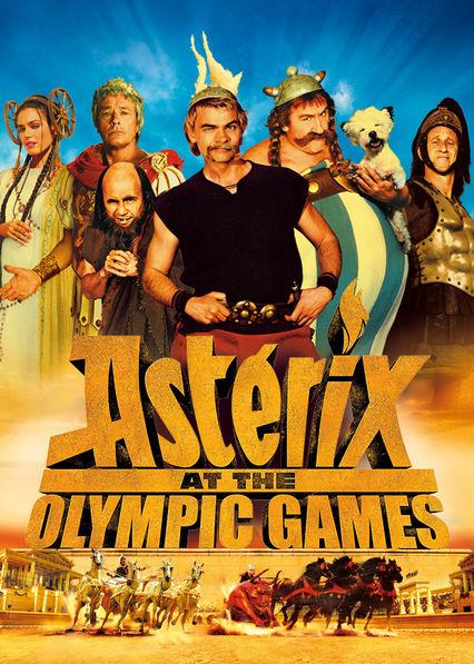 Asterix aux jeux olympiques Netflix ES (España)