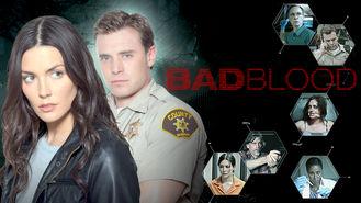 Netflix box art for Bad Blood