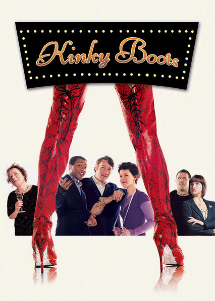 Kinky Boots Netflix DO (Dominican Republic)