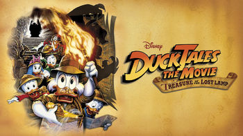 Netflix box art for Ducktales: The Movie: Treasure of the...