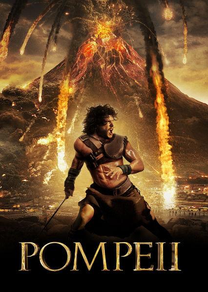 Pompeii Netflix VE (Venezuela)