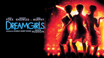 Netflix box art for Dreamgirls