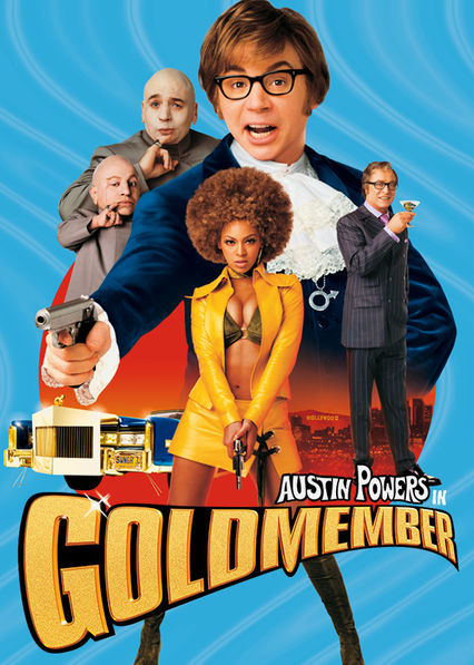 Austin Powers in Goldmember Netflix UK (United Kingdom)