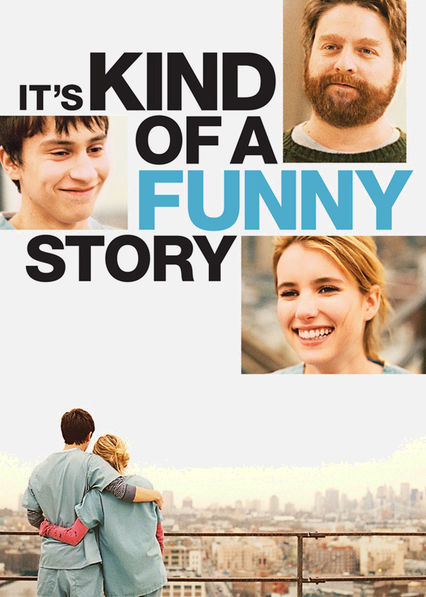 It's Kind of a Funny Story Netflix ES (España)