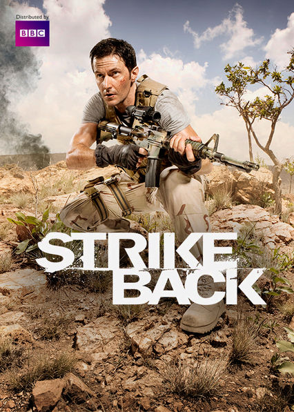Strike Back Netflix ES (España)