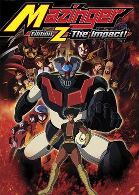 Mazinger Z: The Impact! - Season 1