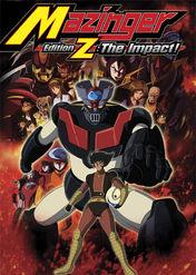 Mazinger Edition Z: The Impact! | filmes-netflix.blogspot.com