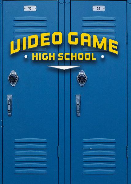 Video Game High School Netflix ES (España)