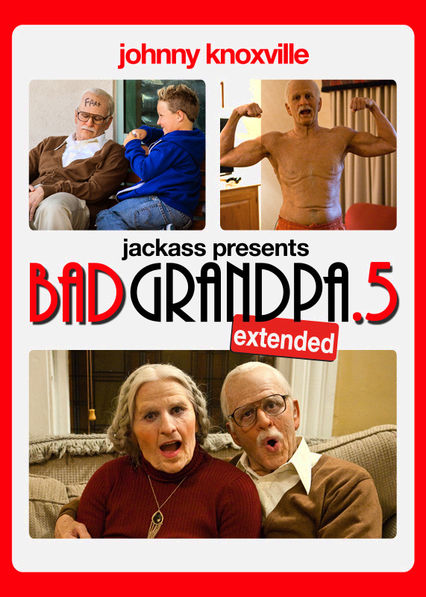 Bad Grandpa .5 Netflix BR (Brazil)