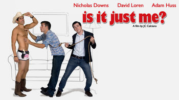 Netflix box art for Is It Just Me?