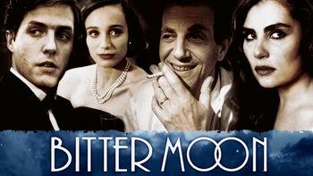 Netflix box art for Bitter Moon