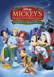 Mickey's Magical Christmas: Snowed in at the House of Mickey Mouse Poster