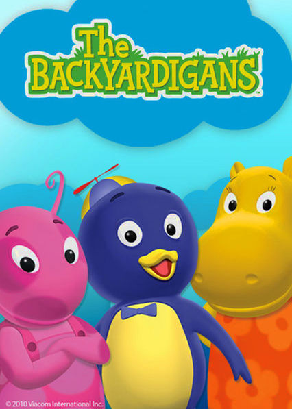 The Backyardigans Netflix BR (Brazil)