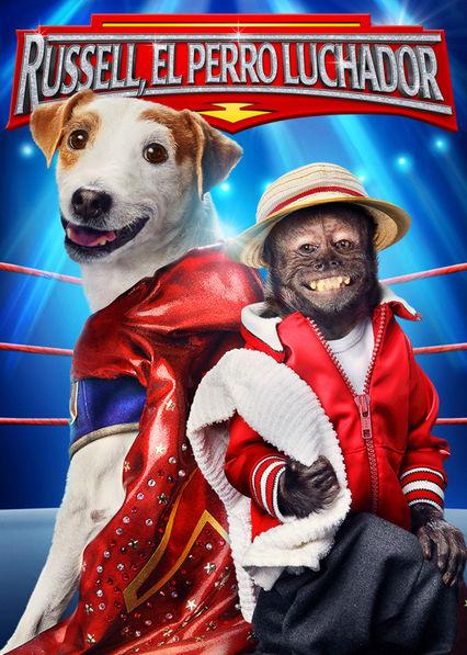Carátula de Russell, el perro luchador